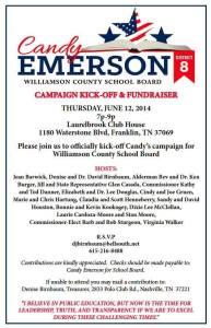 c emerson launch party invite