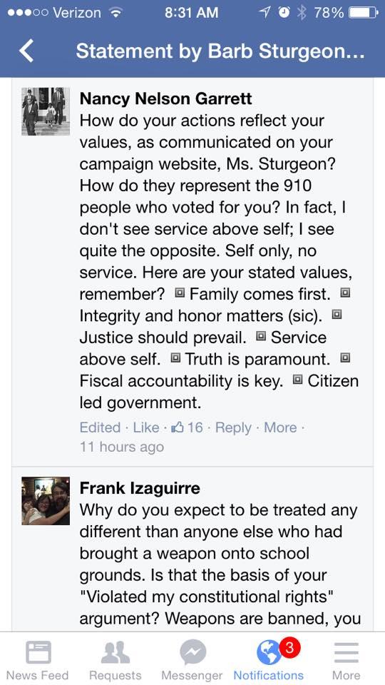 b sturgeon 2:10 statement 6